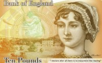 Put Jane Austen On Banknote, Get Threatened With Rape