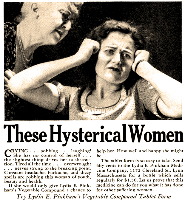 These-Hysterical-Women