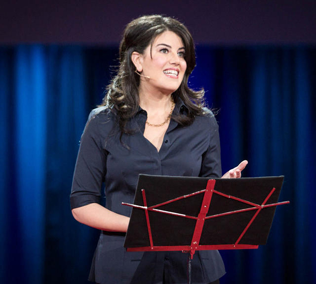 Watch Monica Lewinsky's TED talk
