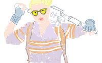 GIRLS ON FILM: GHOSTBUSTERS